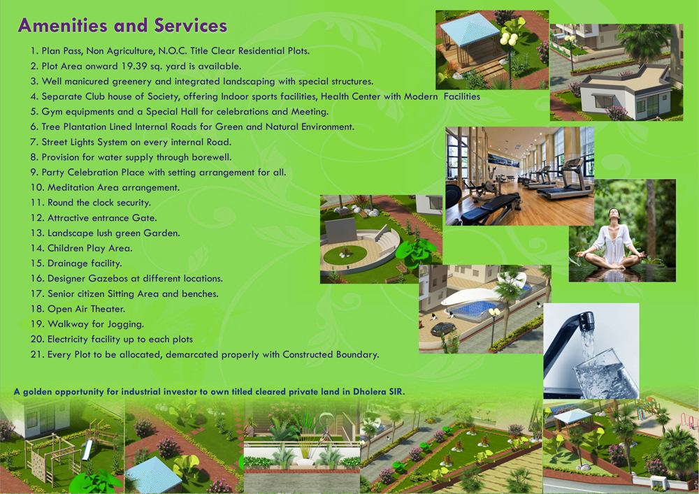 Brochure Dholera Metro City-5005