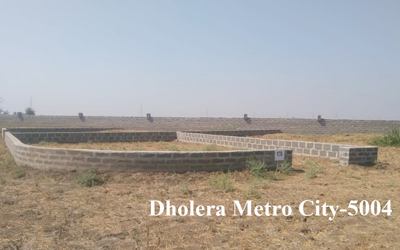 Dholera SIR Progress
