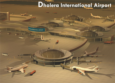 Dholera SIR First Planned Smart City in India