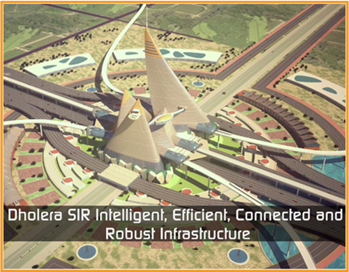 Investment at Dholera SIR in DMIC corridor | Dholera Investment Opportunity