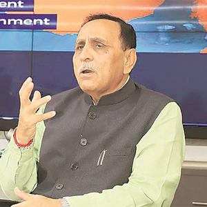 Govt to set up 1,000-MW solar plant in Dholera: Vijay Rupani CM