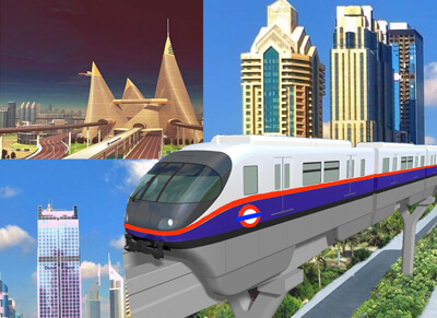 Ahmedabad-Dholera SIR monorail gets green signal