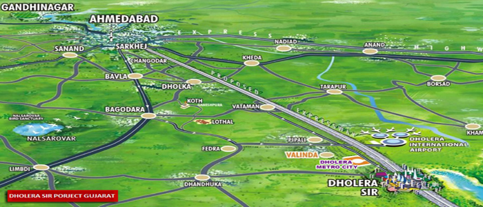 Dholera SIR Project Gujarat Investment Opportunities
