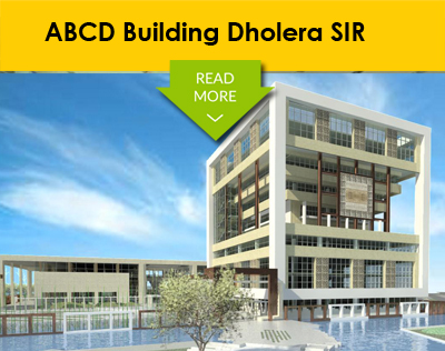 Dholera SIR Project-ABCD Building at Dholera SIR in DMIC corridor