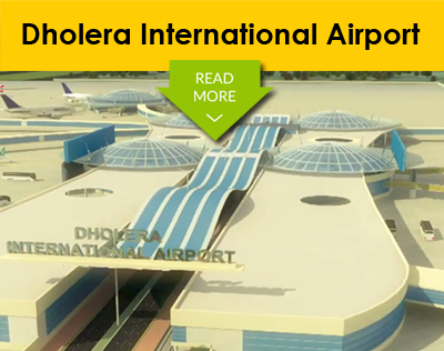 Dholera SIR Project-Dholera International Airport