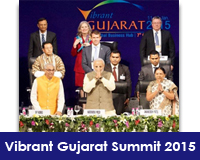 Vibrant Gujarat Global Summit 2015 Photo Gallery-Click here