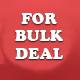 Bulk Deal-Click here