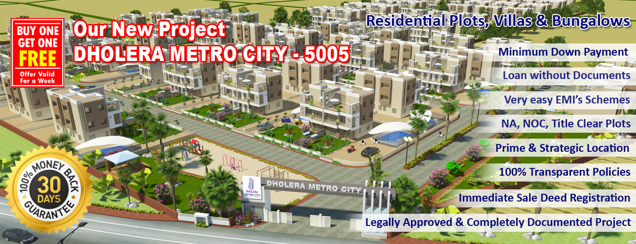 Dholera Smart City India