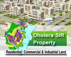 Dholera SIR Property, Residential, Commercial & Industrial Land