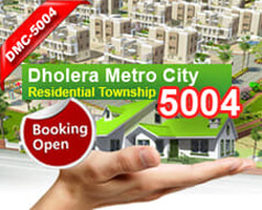Dholera Metro City-5004, Booking Open