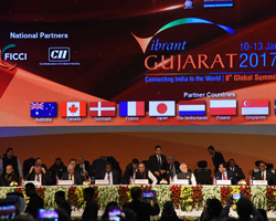 Vibrant Gujarat Global Summit 2017